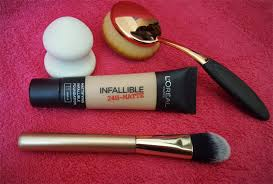 l oreal infallible 24hr matte foundation review
