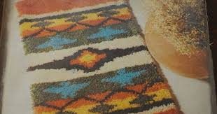 appealing orange rug