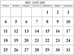 Download Printable Calendar 2015 Free January 2015 Calendar Printable Printable Calendars January
