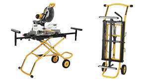 portable chop saw table. full-sized dewalt rolling miter saw stand dwx726 portable chop table