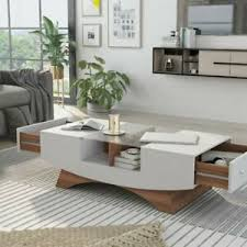 With a simple design and wood grain veneer, this elegant storage cabinet will match your other furniture and decorative style of interior space. Display Coffee Table For Sale In Stock Ebay