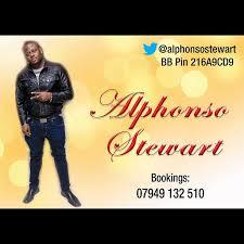 Book Alphonso Stewart | The World of Alphonso Stewart