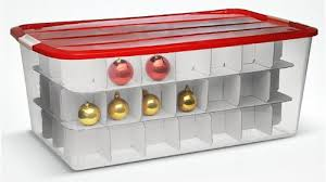 Christmas Decorations Storage Box Christmas Storage Organization Ideas Making Lemonade 22