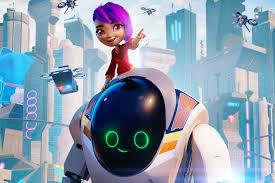 Netflixs New Animated Movie Is Like Big Hero 6 Mixed With The Iron