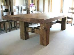 rustic solid wood dining table solid wood dining table rustic rustic dining chairs enchanting large rustic
