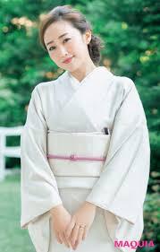 神崎恵さんが提案特別な日の和装に合うメイクはマット美肌