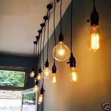 screw in pendant lighting. Retro Vintage Industrial Dimmable Edison Light Bulb E27 Screw 220V Pendant In Lighting