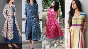 Latest Pocket Kurti Design Pocket Kurti Style Kurta Designs Latest Trending