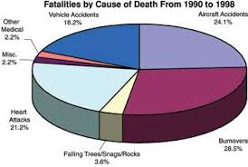 Wildland Firefighter Fatalities In The United States 1990