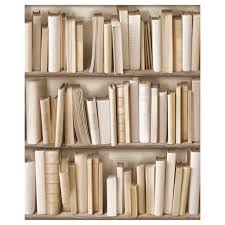 Appealing Bookshelf Wallpaper B And Q Pictures Inspiration