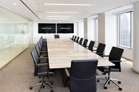 office conference room design. Conference Room. Image Courtesy Of Francis Cauffman. Office Room Design