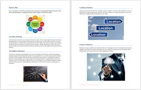 Ms Word Business Plan Template Business Development Plan Template Microsoft Word Templates Letters