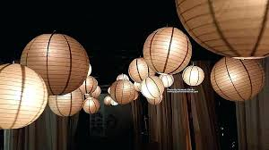 hanging paper lights paper lantern in green hanging paper lantern lights outdoor