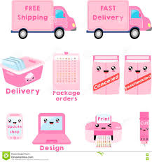 Delivery And Printer Clipart Free Shipping Clipart Canceled