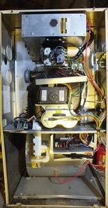 carrier gas furnace. picture carrier gas furnace