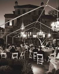 tent lighting ideas. Outdoor Wedding Lighting Ideas From Real Celebrations | Martha Stewart Weddings Tent T