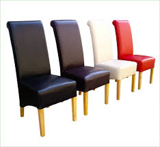 faux leather dining chairs ebay. trendy next brown faux leather dining chairs julian bowen tempo black materials: full size ebay