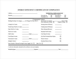 Samples Certificate Custom 48 Certificate Of Compliance Samples Sample Templates