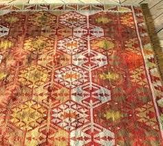 pottery barn carpet rug smell 2016 wool cleaning instructions brandon runner