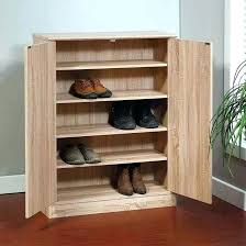 shoe holder bench storage rack diy entryway with plans