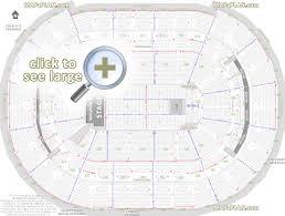 Described Canucks Seating Map Verizon Center Capitals