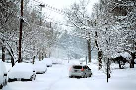 Image result for 2019 polar vortex pics of cars