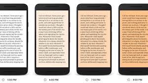 Kindle Blue Light Filter Get The New Night Light Mode In Google Play Books Cnet