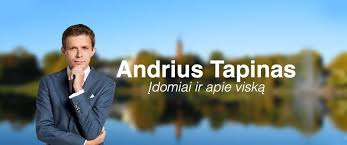 Image result for Andrius Tapinas.