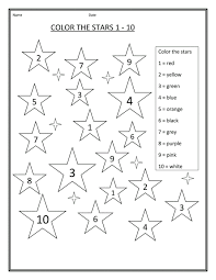 Preschool Worksheets Preschool Worksheets For 3 Year Olds Free Free