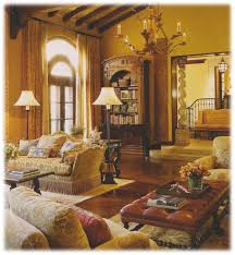 Tuscan Style Decorating Living Room Tuscan Style Living Room