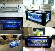 coffee table aquarium diy aquarium coffee table aquarium coffee tables unique spectacular fish tank coffee table