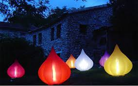 inflatable outdoor furniture. inflatable lamp outdoor furniture