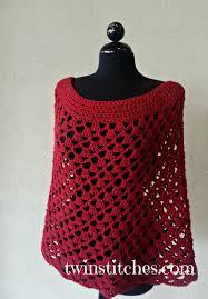 Free Crochet Poncho Pattern Amazing Inspiration Ideas
