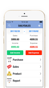Sales Tracker App Daily Sales Tracker 3 Inventory Tracker Manage By Yongwen Hu