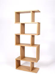 slim oak bookshelf amazing narrow shelving unit bathroom shelf open tall bamboo offset hire al