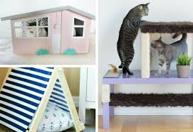 Diy cat playhouse Para Gatos Diy Cat Furniture To Make At Home Meows n Paws 10 Cat Furniture Diys That Youll Want To Try Today Meows n Paws