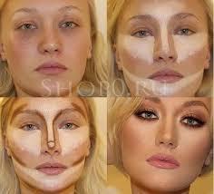 palette correctrice contour palette pale skin makeup makeup for fair skin