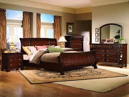 Cherry Wood King Bedroom Sets