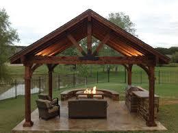 gazebo wood firepit gazebo freestanding pergola ideas gazebo plans diy