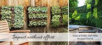 Small Picture DIY Living Walls Australia Beautiful Living Vertical Garden Kits