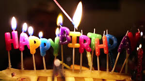 some lights coloured happy birthday candles by taper on cake stocks material 12031691 shutterstock