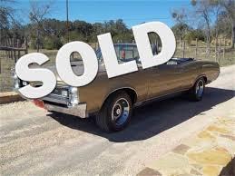 1964 to 1967 Pontiac GTO for Sale on ClassicCars.com - 155 ...