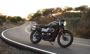 triumph street scrambler 2017 first ride and review