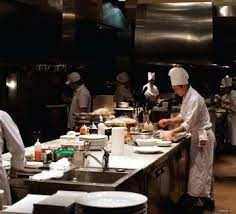 Restaurant open kitchen Concept Openkitchen3 Mise En Place Open Kitchen Restaurants Bane Or Advantage Mise En Place