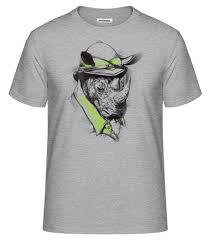 T Shirts Mit Tiermotiven Online Kaufen Shirtinator