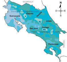Costa Rica Climate Chart Costa Rica Weather Costa Rica Guides