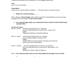 Free Templates For Resume Writing Free Templates For Resume