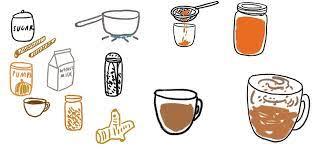 own pumpkin e latte