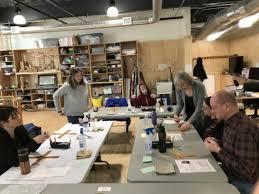 """Polly Adams Sutton teaches """"Chasing Bear Grass"""" Basket at BARN"""