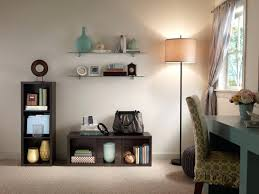 decorative home office. Decorative Office Storage Home Area Created With 3 Cube Organizers In Chocolate .